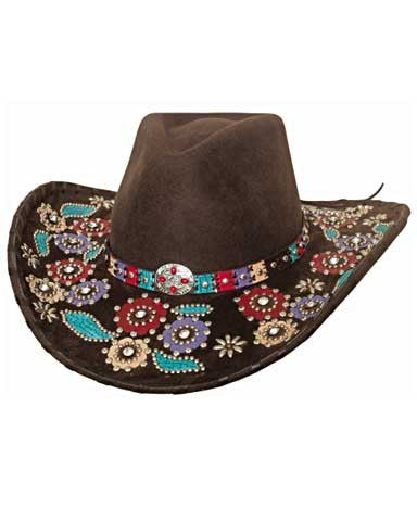 Best Seller! Montecarlo Bullhide Country Love Song Cowgirl Hat