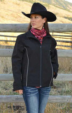 Ladies Cheyenne Ranch Jacket-WTChey