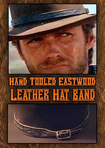 Clint Eastwood Spaghetti Western Movie Prop Hat Band