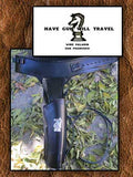 Have Gun Will Travel Leather Gun Rig TV Reproduction - Sterling Silver Paladin