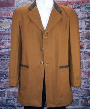 Frontier Classics Gunsmoke Old West Dodge City Marshall Coat