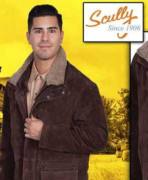 Scully Frontier James Arness Style Gunsmoke Coat