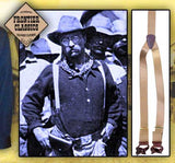Teddy Roosevelt Ruff Rider Outfit
