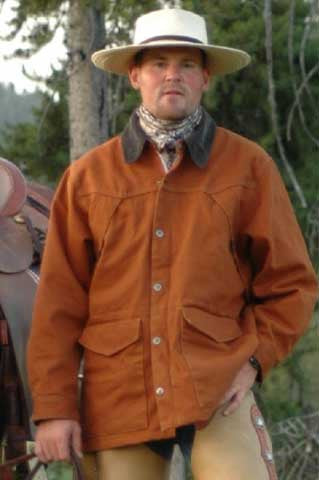 Longmire Style Wyoming Sagebrush Jacket- 3 Colors