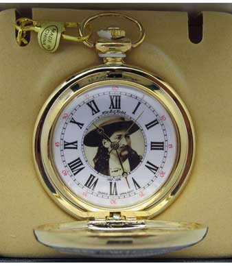 Wild Bill Hickok Pocket Watch