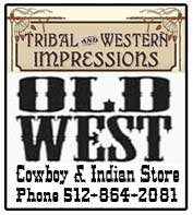 Old West Cowboy And Indian Store