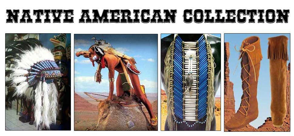 Native American Indian Collection