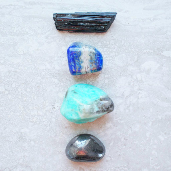 Ground + Flow Crystal Kit