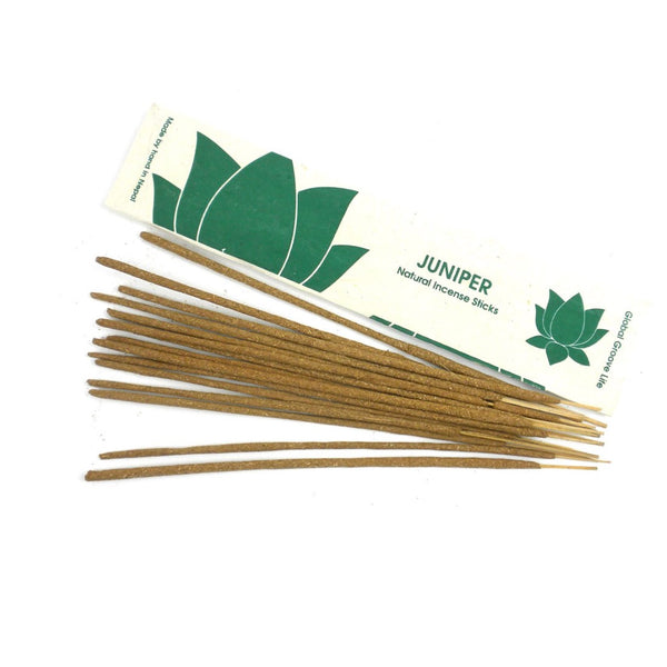 Juniper Natural Incense Sticks