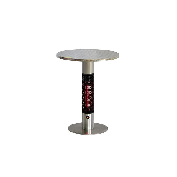 Chaufferette électrique ENER-G+ infrarouge table bistro HEA-14756LED - Club Electronic