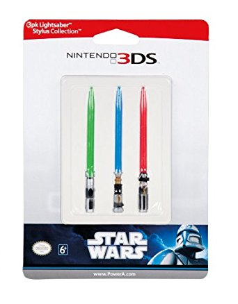 Nintendo 3DS Power CFPA Lightsaber - Club Electronic