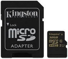 Mémoire flash 32G SDC10G2/32gb class 10 Micro SD Kingston - Club Electronic