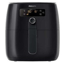 Friteuse Numérique Air Fryer TurboStar HD9641/96 Philips - Club Electronic