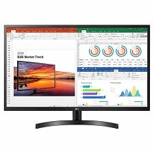 Moniteur DEL 24'' 24MD4KLB-B UltraFine 4K UHD IPS 3840 x 2160 LG
