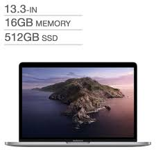 Apple MacBook PRO 13.3'' i5 2Ghz 16GB 512GB SSD Gris MWP42LL/A Ang