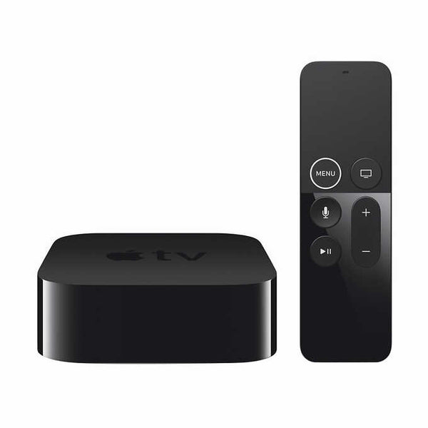 Apple TV 4 K 64 Go MP7P2CL/A - Noir - Club Electronic