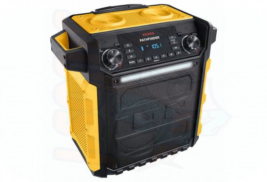 Haut-Parleur ION Bluetooth et Rechargeable IPA79A Pathfinder 100W - Club Electronic