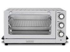 Four à convection-grille-pain-gril     TOB-60N Cuisinart - Club Electronic