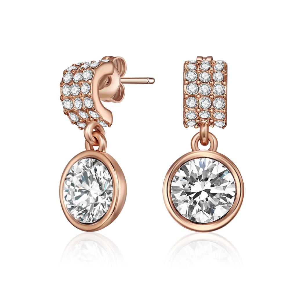 Rose Gold Molly Earrings