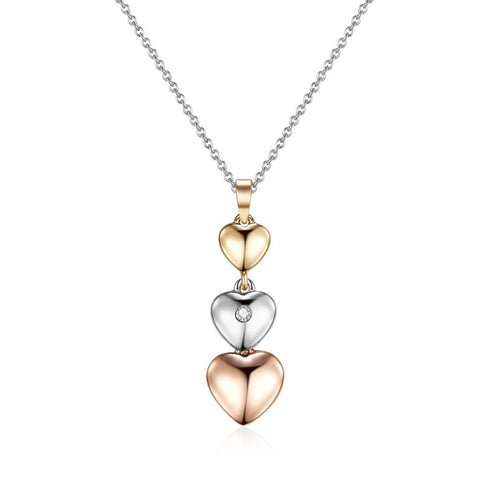 Adoration Trio Necklace