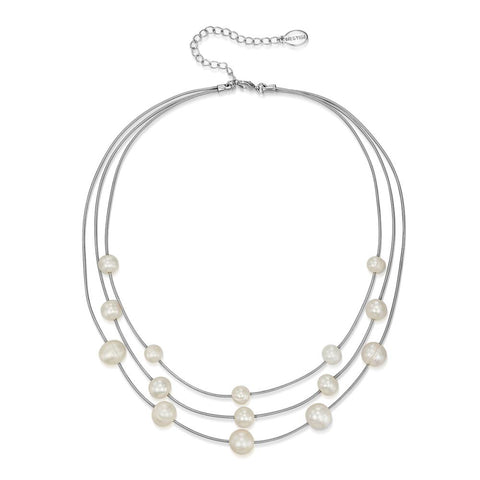 Athena Freshwater Pearl Necklace