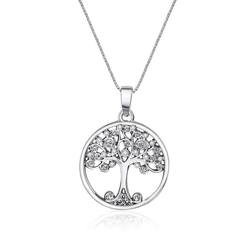 Enlightened Tree Of Life Necklace
