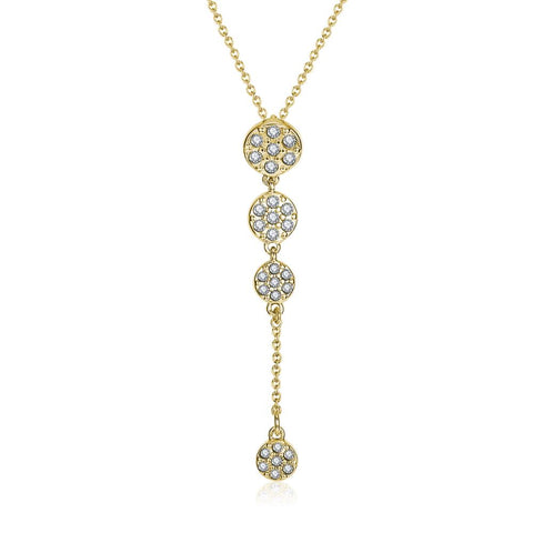 Golden La Verne Necklace