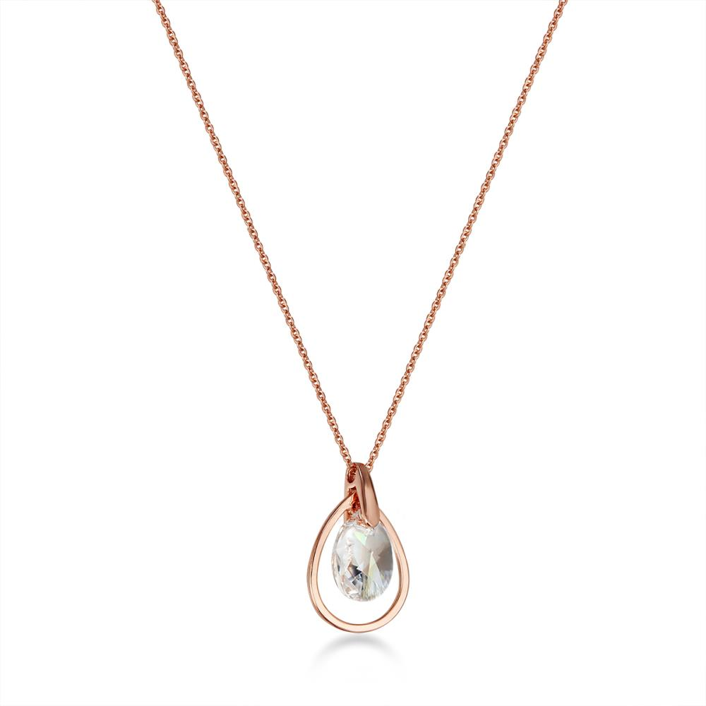 Rose Gold Waverly Necklace
