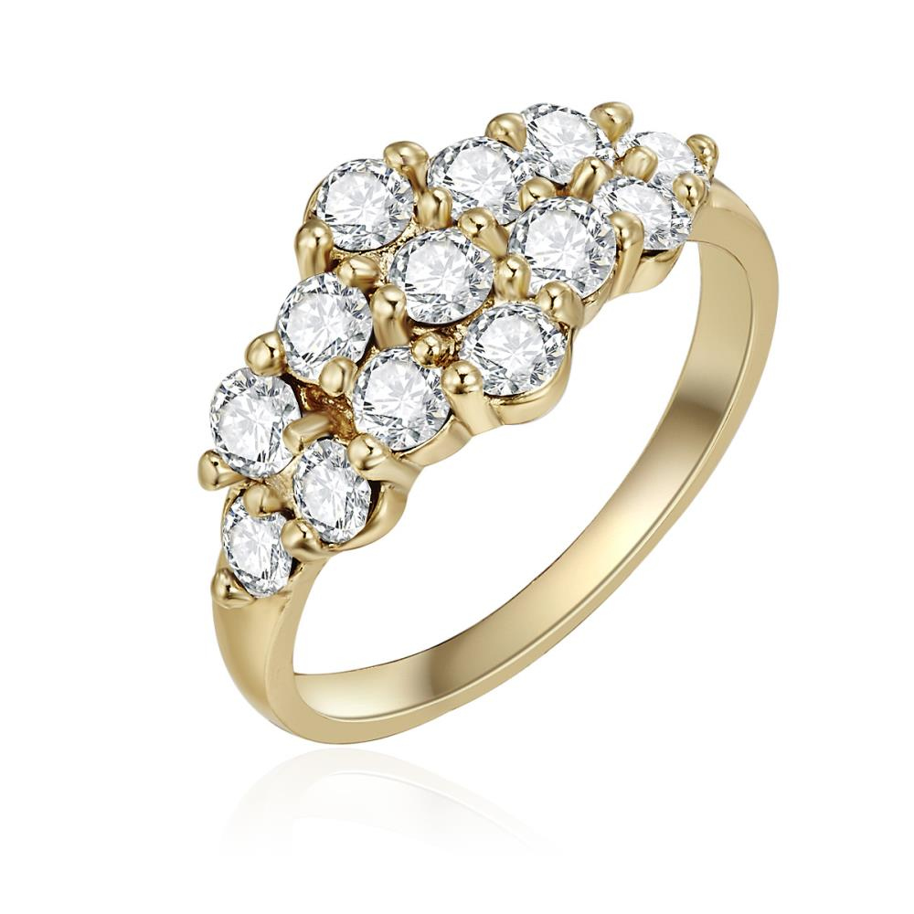 Golden Darcie Ring