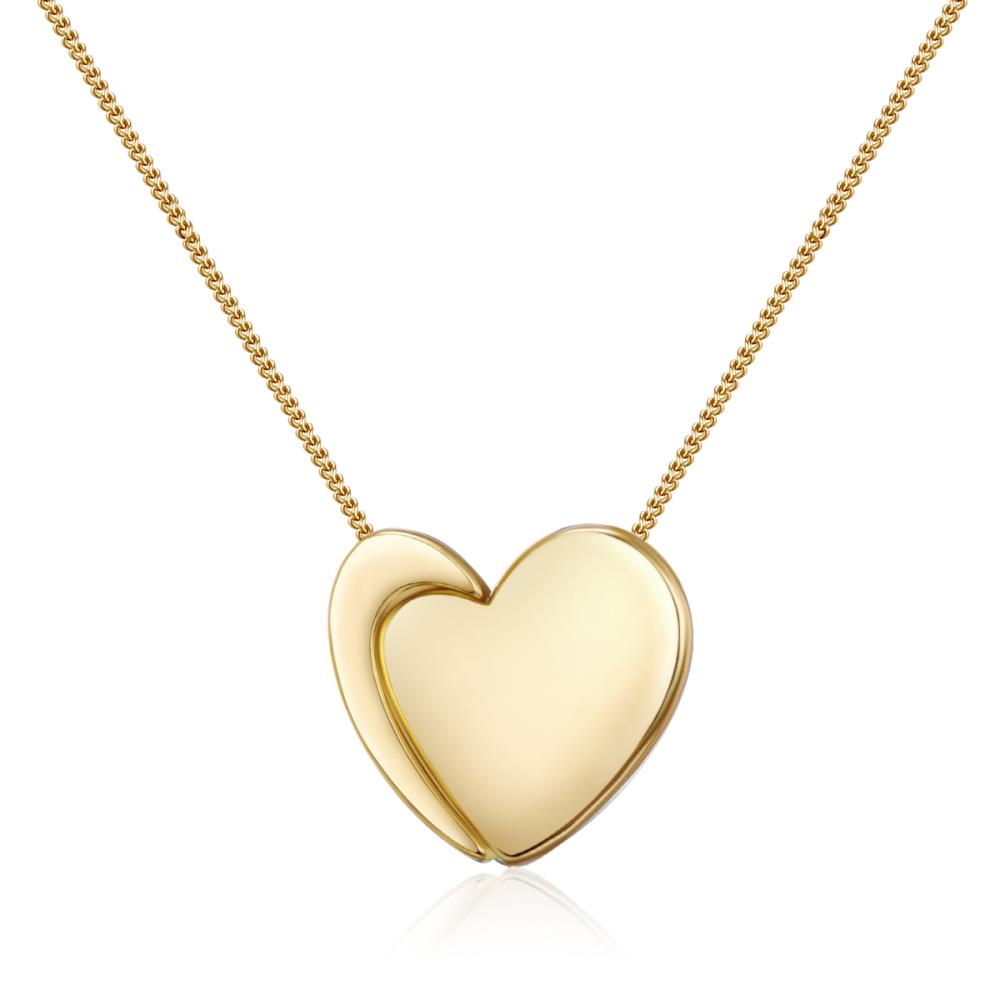 Fine Affection Gold Necklace