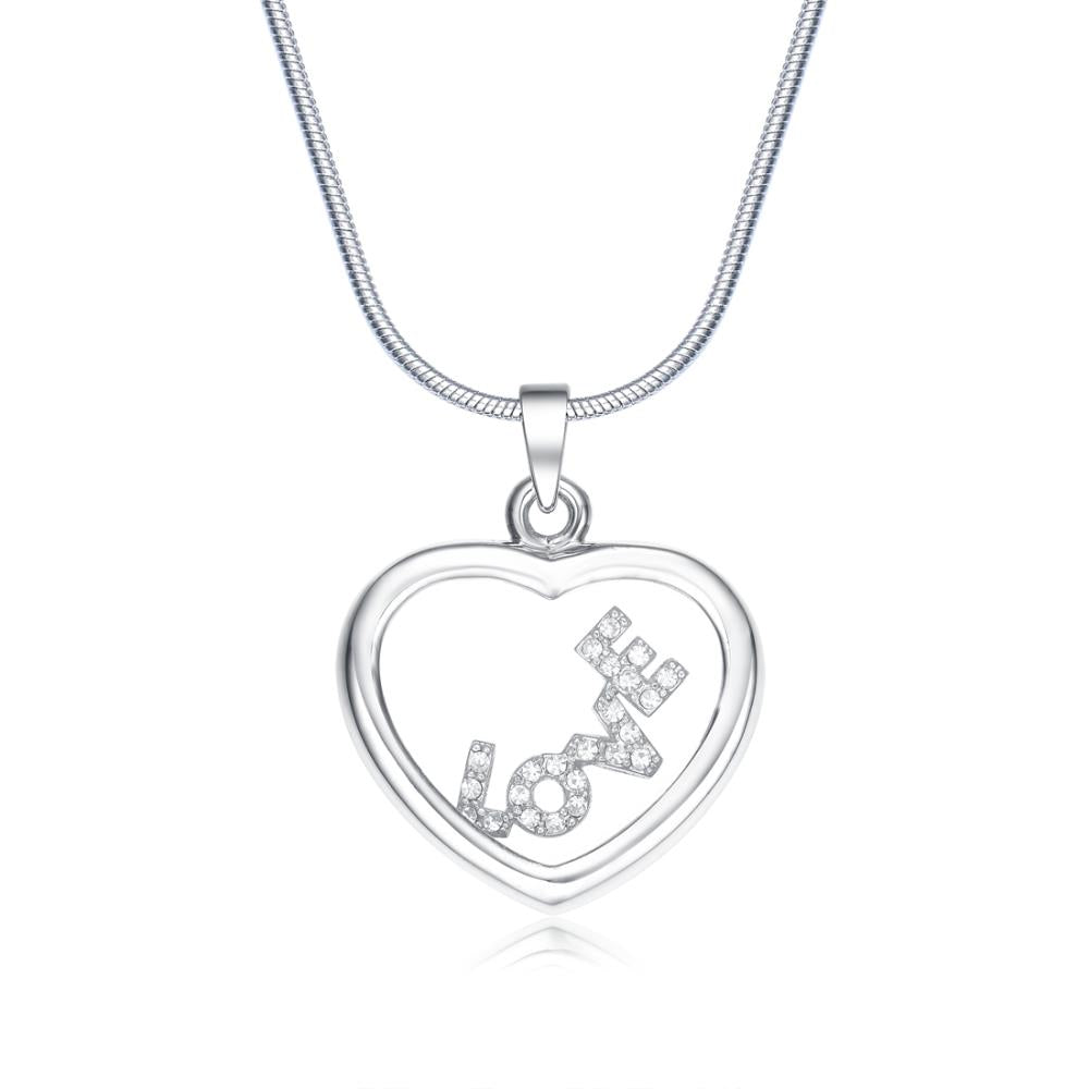 Center Of Love Necklace