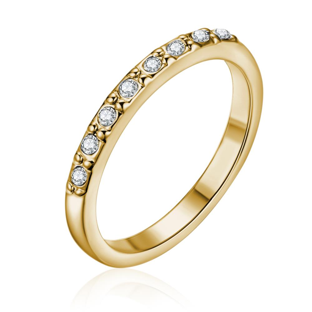 Golden Eliana Ring