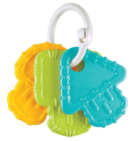 Replay Key Teethers- Multiple Colours