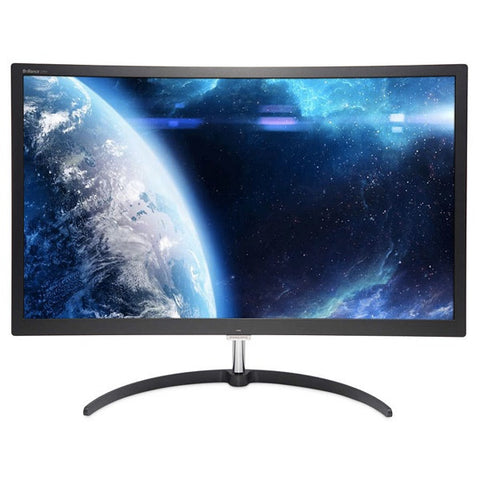 "Philips 27"" Full HD Curved LCD Monitor"