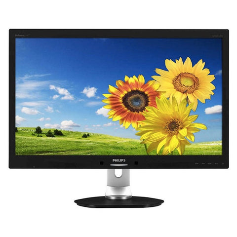 "Philips 27"" AMVA LCD Monitor, LED Backlight"