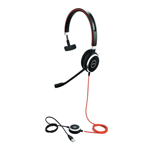 Jabra Evolve 40 Headset (Mono)