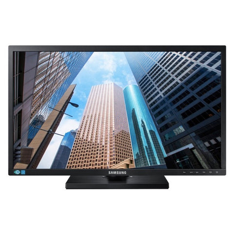 "Samsung 27"" Business Full HD DVI VGA Height Adjustable Monitor"