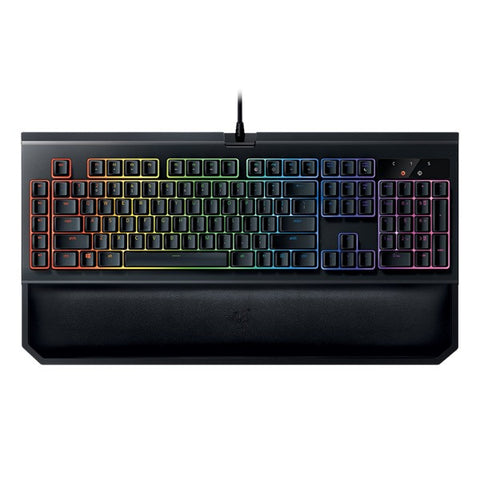 Razer Blackwidow Chroma V2 Mechnical Gaming Keyboard (Green Switch)