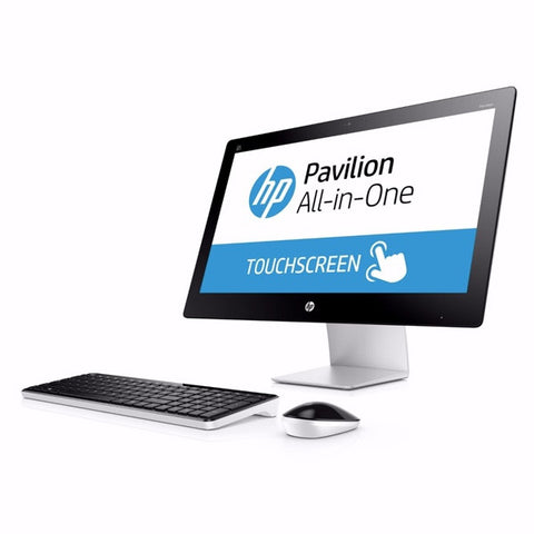 HP Pavilion 23-q151d All-in-One Desktop
