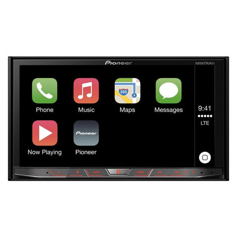 Pioneer AVH-X8850BT Multimedia player with Apple Car Play & Android Auto