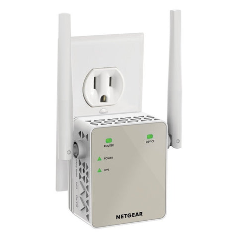 Netgear AC1200 WiFi Range Extender - Essentials Edition