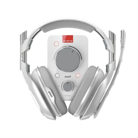 Astro A40 TR Headset + MixAmp Pro TR (White) for Xbox One, PC & Mac