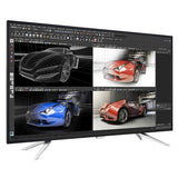 "Philips 43"" 4K Ultra HD LCD Monitor"