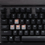Corsair K70 RAPIDFIRE Mechanical Gaming Keyboard — Cherry MX Speed