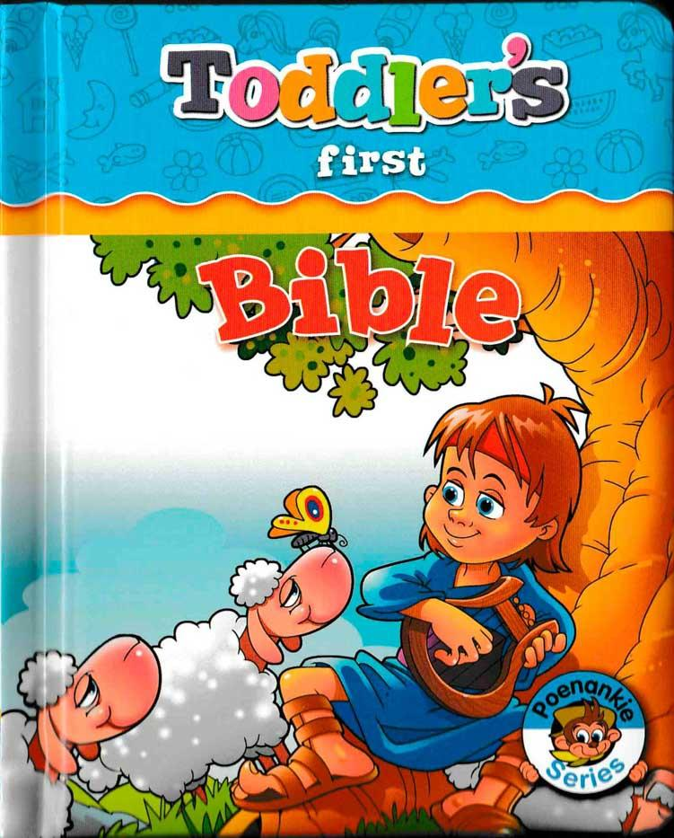 Toddler's First Bible - HPH Publishing