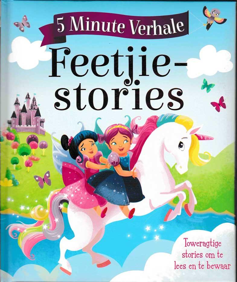 5 Minute Verhale- Feetjie Stories - HPH Publishing