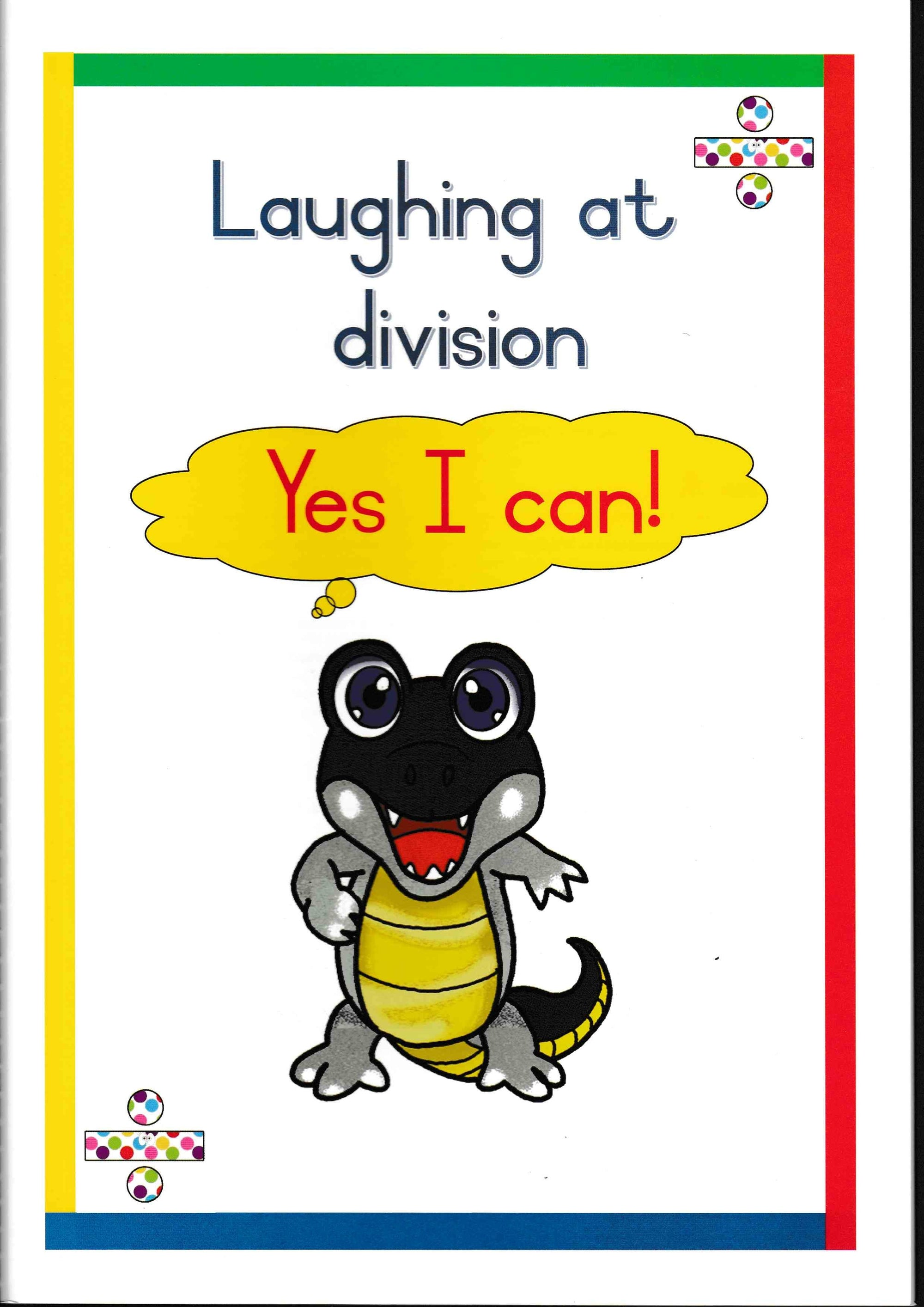 Yes I Can - Laughing at Division - HPH Publishing