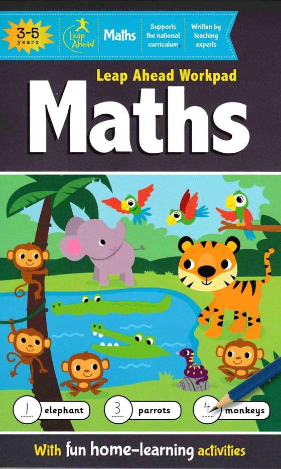 Leap Ahead Maths 3-5 - HPH Publishing