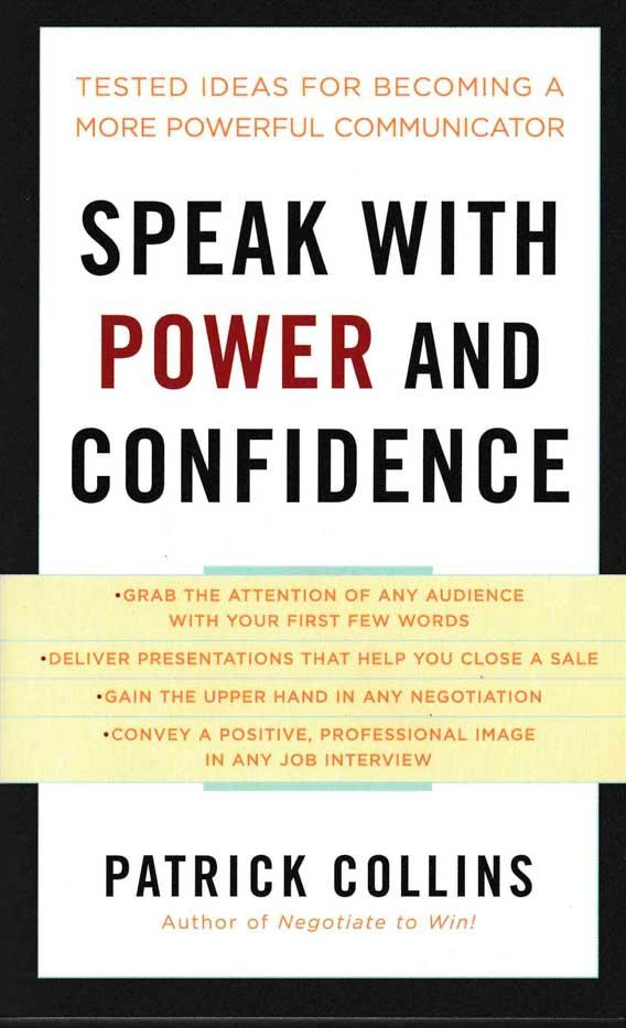 Speak with Power and Confidence - HPH Publishing
