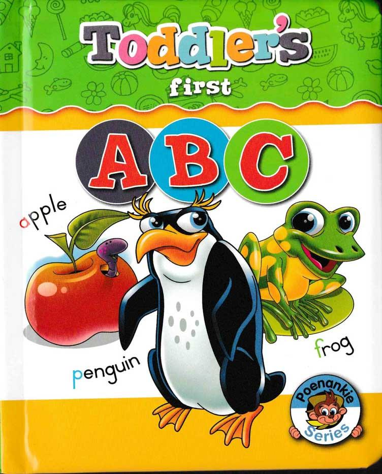 Toddler's First ABC - HPH Publishing